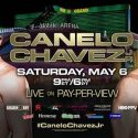 'Mano a mano' / Canelo vs. Chavez, Jr.