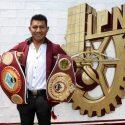 """""""Corazón"""" Juárez estará presente en la pelea de Magdaleno"""