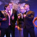 Eduard Folayang faces off with Ev Ting at ONE: Kings of Destiny press conference