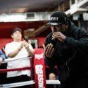 Berto y Porter entrenaron en Brooklyn