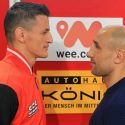 Arthur Abraham: No matter who is in front of me, they must be beaten