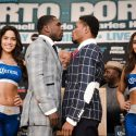Andre Berto vs. Shawn Porter Final Press Conference