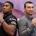 Klitschko vs. Joshua la pelea de los récords por Televisa