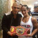 Hace historia la puertorriqueña Amanda Serrano