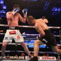 Saunders on Khurtsidze KO: All he is to me is a puffed up Danny De Vito