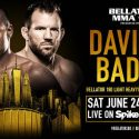 Phil Davis set to defend light heavyweight title against Ryan Bader during Spike-televised Bellator 180