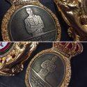 Cinturón especial AMB para la Klitschko-Joshua