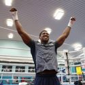 Anthony Joshua on Klitschko bout: I'm happy to be involved in such a mega showdown