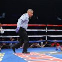 Gamboa abandona contra Castellanos en Las Vegas en el 7mo