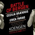 Esperada pelea femenil: Braekhus vs. Farías
