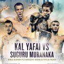 Kal Yafai retains WBA Flyweight title with decision over Muranaka