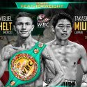 HBO Boxing After Dark Tripleheader Set for Saturday, July 15