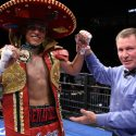 David Benavidez Promising Fireworks Against Ronald Gavril