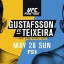 Gustafsson vs. Teixeira: Persiguiendo al campeón