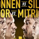 COMING TO A MOVIE THEATER NEAR YOU… BELLATOR NYC: SONNEN vs. SILVA