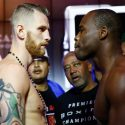 Pesaje Oficial: Adonis Stevenson: 173 ½ lbs vs. Andrzej Fonfara: 174 ¼ lbs
