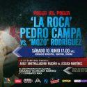 """""""Roca"""" Campa ante rival mundialista en Guaymas"""