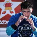 Brandon Rios: I'm just ready to get back to the top