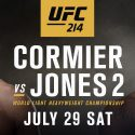 It's Official! UFC 214, Cormier vs Jones 2 to take place on June 9