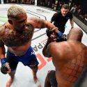 Hunt noqueó a Lewis en UFC Auckland