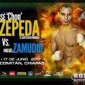 ¨Chon¨ Zepeda vs Zamudio, pelea explosiva