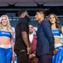 Adrien Broner vs. Mikey Garcia Los Angeles Press Conference