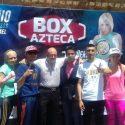 """""""Chuko"""" Díaz, """"Dandy"""" Puente, """"Güerita"""" Sánchez y """"Princesa Tapatía"""" Arroyo ofrecieron entrenamiento público"""