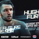 Fury returns at Copper Box Arena