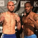 Official Weigh-in from Philadelphia: Kermit Cintron 153.8 vs. Tyrone Brunson 153.6