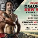 Cavalari vs. Zhuravlev elevated to interim Light Heavyweight Championship Bout