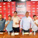 """Zápari Boxing y Zurdo Ramírez anuncian """"Sangre Nueva"""" en Mazatlán"""