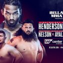 Bellator 183 & Bellator Kickboxing 7 Set For Saturday, September 23 in San Jose