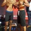 Marcos 'El Tigre' Jimenez cumple con el peso para reyerta por ESPN 2