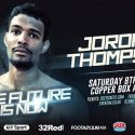 Thompson vows to serve up success in the ring