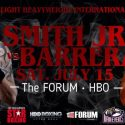 Joe Smith Jr. receives support from labor union in Los Angeles