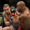 Whittaker outpoints Romero for interim UFC gold & Overeem decisions Werdum in trilogy match
