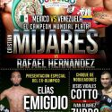 México vs Venezuela, agarrón en Durango