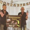 Sullivan Barrera Reunites with His Father for 7/15