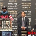 Video: Floyd Mayweather: On August 26, I'm knocking Conor out