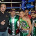 Sin temor alguno, Jonathan Padilla se medirá en su casa y ante su gente al nicaragüense Melvin López por el título mundial juvenil WBC
