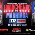 TOMORROW! Tickets to Lomachenko – Marriaga Title Fight Go On Sale – 1 P.M. ET