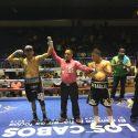 'Jiga' González derrota a 'Pesadilla' Padilla en una guerra