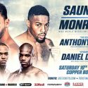WBO Middleweight Champion Billy Joe Saunders faces Willie Monroe Jr on September 16