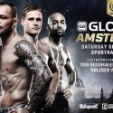 Glory 45 Amsterdam announced, Van Roosmalen defends against Adamchuk on sept. 30