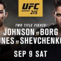 UFC® debuts in Edmonton with two thrilling world championship fights