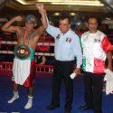 """Mexico / """"Jaguar"""" Mejía gana el campeonato nacional welter"""