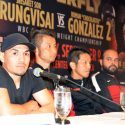 Gallo Estrada: Carlos es de los mejores y vamos a dar una buena pelea