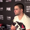 Video: JUNIOR ALBINI: I FIGHT FOR FREE FOR 4 YEARS AND A HALF