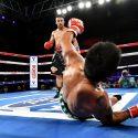 Daniel Lozano derrota por nocaut a David Carmona en Kissimmee, Florida (Estados Unidos)