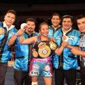 Anabel Ortiz defiende con éxito título